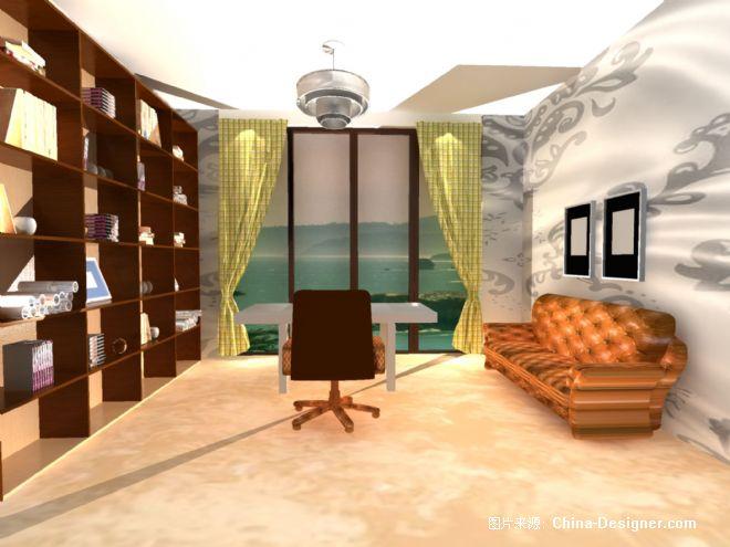 别墅-李林林的设计师家园-欧式,2010china-designer全国高校室内设计
