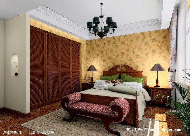 长沙御邦别墅样板房-香港汇丰装饰工程设计有限公司的设计师家园-欧式