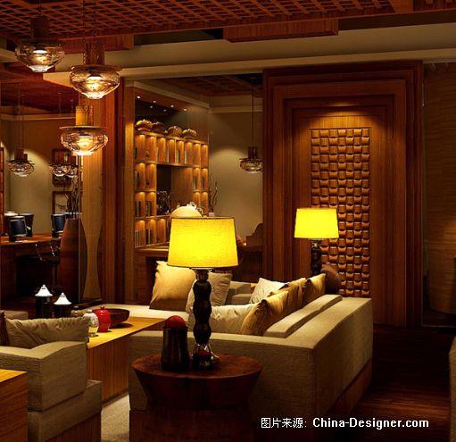 广州西塔飞机会所-任清泉的设计师家园:::清泉室内