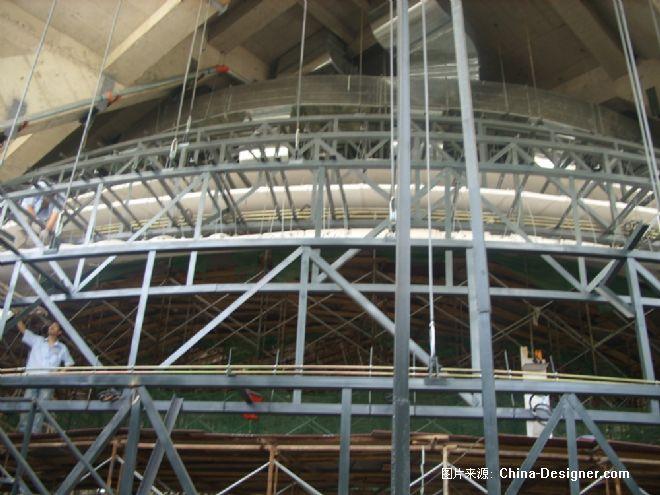 天狮集团宴会厅-沈双伟的设计师家园:::科锐钢结构