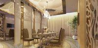 设计师家园-净雅餐厅设计效果图(华府店)