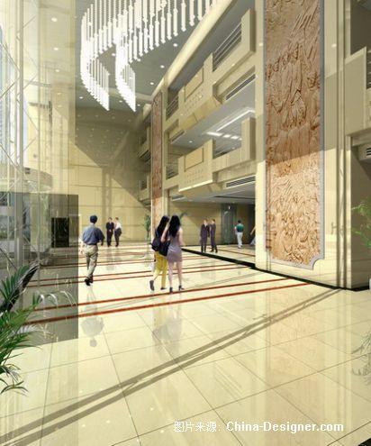 楼装修设计公司效果图-甲一国际设计的设计师家园-办公设计 上海高档