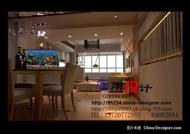 西安高新-马建刚的设计师家园-现代