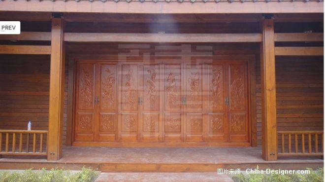上海复旦大学视觉艺术-上海臻源木结构设计工程有限