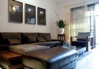 设计师家园-黑与白的宁静空间――湖南省政府九峰公寓