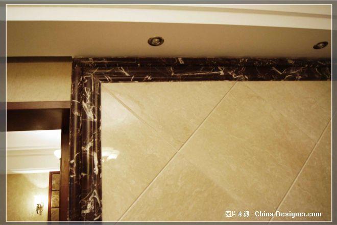 新世界五星级酒店公寓170平户型设计-孟玄的设计师家园-奢华