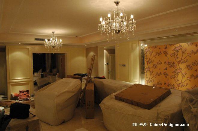 青岛大公海岸别墅样板间项目-迪欧(香港)别墅设计事务所的设计师家园