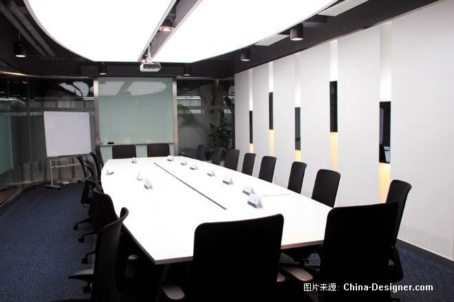 办公快车---德邦**上海总部c区办公楼环境设计-任磊