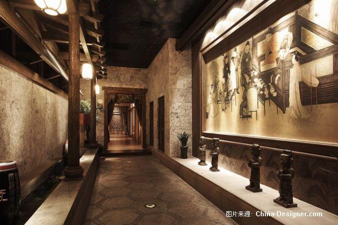 木质形象墙