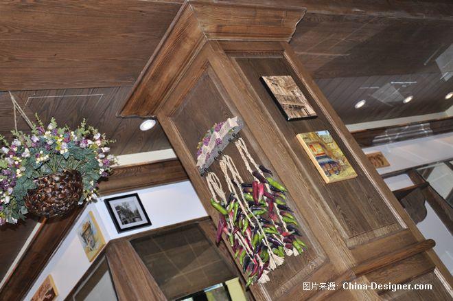 哈尔滨太阳岛1900啤酒坊餐厅-迟立滨的设计师家园-欧式,200万以上