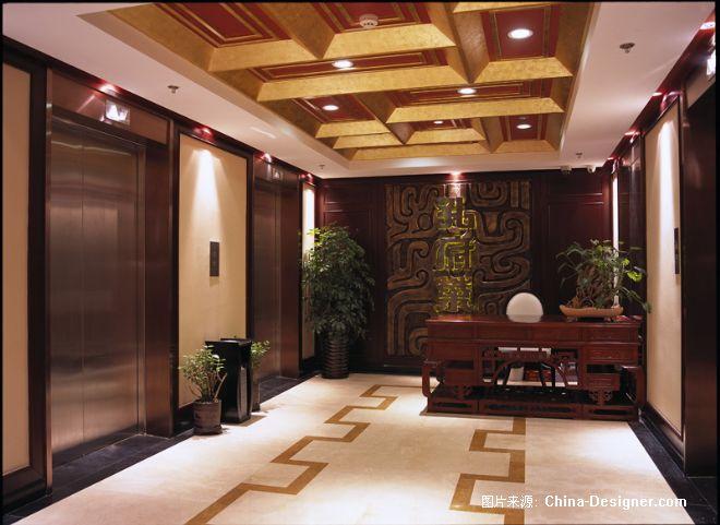 北京鲁味坊孔府菜酒楼-高志强的设计师家园-中式