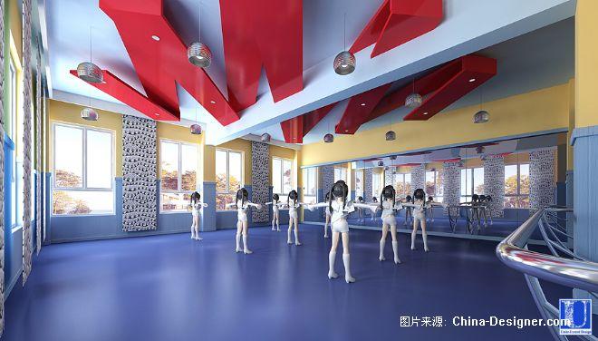 幼儿园装饰-可乐的设计师家园-学校