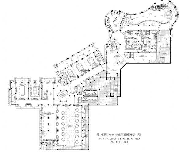 杭州千岛湖滨江希尔顿度假酒店-郑仕梁的设计师家园-200万以上,黄色