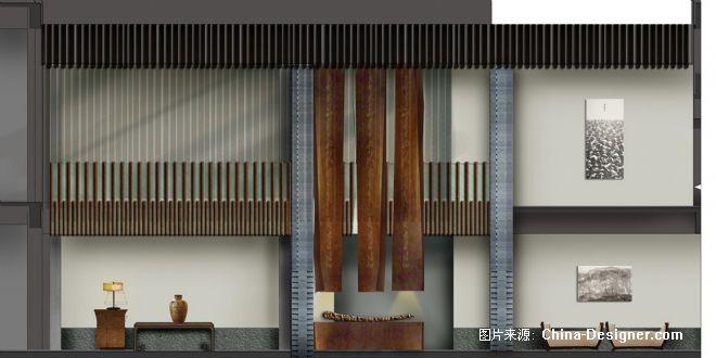 无锡灵山胜境三期灵山精舍-陆嵘的设计师家园-新古典,温馨