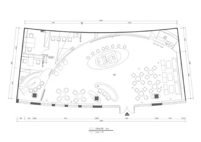 杭州西溪MOHO售楼处-朱晓鸣的设计师家园-白色,现代,50-100万