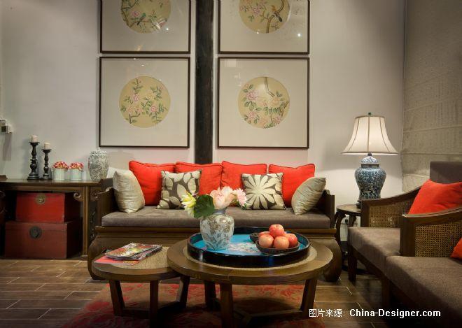 伴山惠馆-冯嘉云的设计师家园-绚丽,温馨