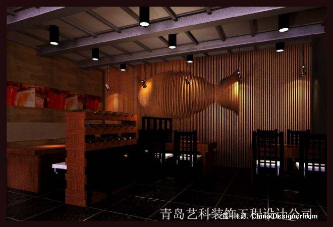 艺科晟装饰设计工程有限公司的设计师家园-青岛饭店