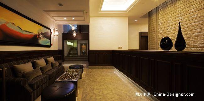 远雄徐汇园顶级豪宅会所-福田裕理的设计师家园-新古典