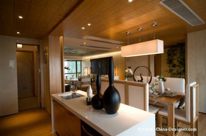 美的君兰新区一期一区D型样板房-吴力涛的设计师家园-50-100万,现代,温馨,日式