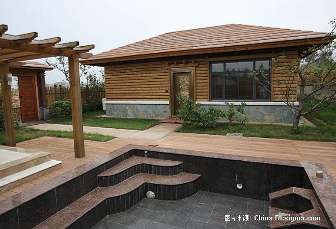 嵖岈山温泉小镇-温泉木屋室内外装饰项目-张根良的设计师家园-200万
