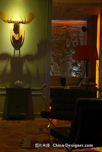 marra 酒吧-张建的设计师家园-绚丽