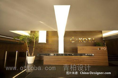 土耳其安卡拉koza控股集团办公室设计-青柏设计的设计师家园-200万