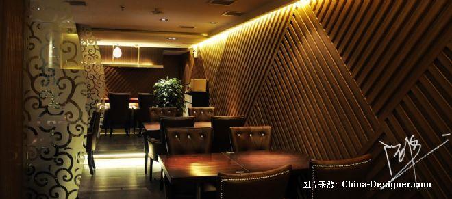 恬静的心情【LUCK居酒屋】-张健的设计师家园-新古典