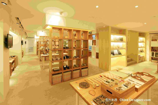 广州TIT创意园ZENS概念店-赵学强的设计师家园-中式