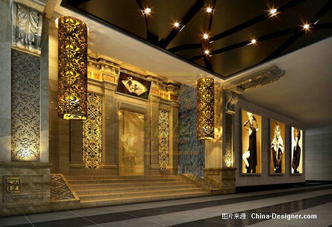 皇冠假日酒店总府华亭高级会所-黄河的设计师家园-2011金堂奖,西班牙
