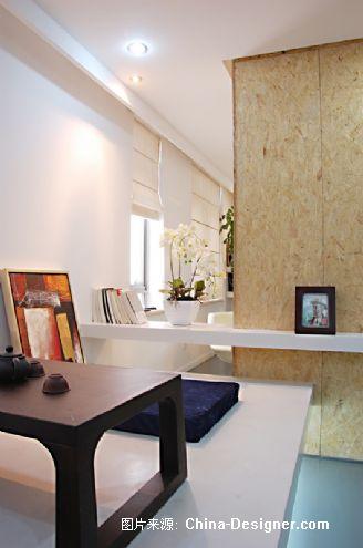 我的工作室-张建的设计师家园-办公,现代,10-20万