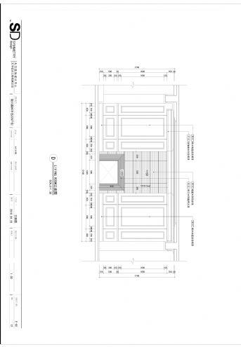 银川森林半岛220户型样板房-林宪政的设计师家园-100-200万,四居,样板间,白色,新古典