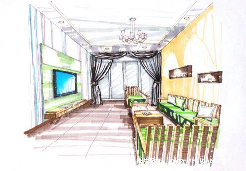 居住空间设计-马海琴的设计师家园:::马海琴的设计师