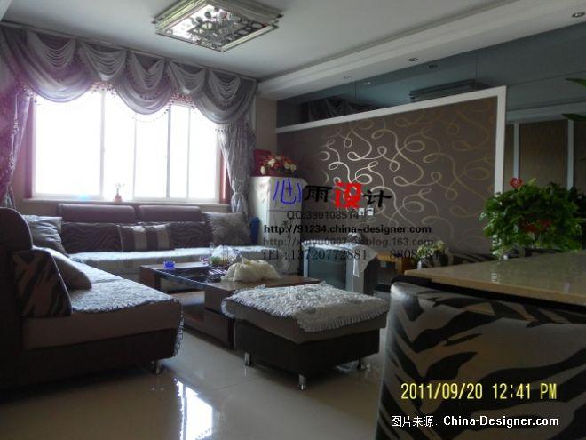 陕西-西安-风城五路海景时代-马建刚的设计师家园-现代