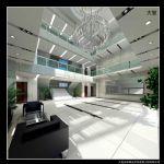 设计师家园-大连钢联金属材料有限公司办公楼设计方案