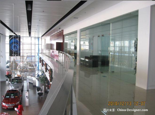 北京首创森美别克&雪弗兰汽车4s店(综合体)-赵琦的设计师家园-现代