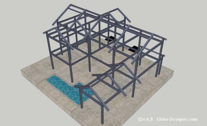 钢结构别墅-赵杰的设计师家园:::赵杰的设计之家