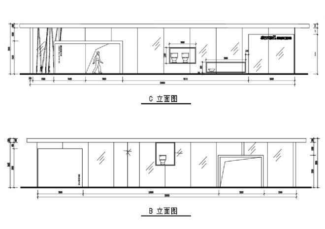 四维卫浴专卖店-郑杨辉的设计师家园-时尚,专卖店,现代,白色