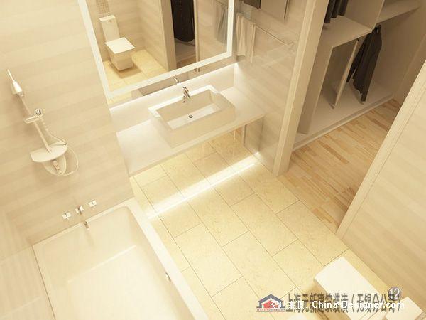 茂业豪园-上海元新建筑装潢工程有限公司(无锡分公司)的设计师家园-5-10万,二居,客厅,白色,现代