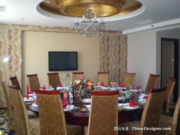 宁波任丰大酒店-沈章的设计师家园-200万以上