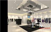 设计师家园-岁月如歌服饰郑州专卖店-大未空间设计