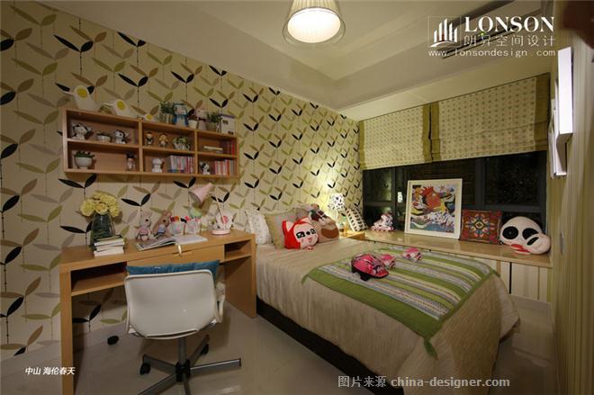 中山海伦春天样板房设计-讲述春天里的故事-朗升建筑空间设计的设计师