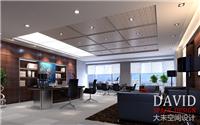 设计师家园-浙江宇恒门业有限公司办公室-大未空间设计