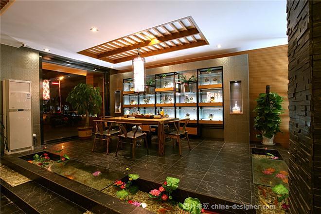 元泰茶楼博兴店-张光磊的设计师家园-原生态,新中式,现代简约,茶室/茶馆/茶社