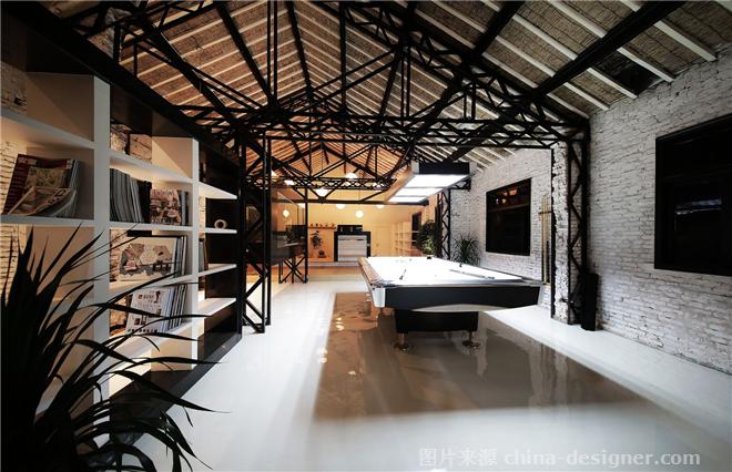 潘锦秋室内设计事务所-潘锦秋的设计师家园-闲静放松,原生态,工业化,后现代主义,办公室