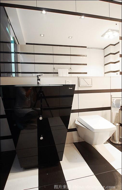 黑白森林-孟令凯的设计师家园-青春,现代简约,二居