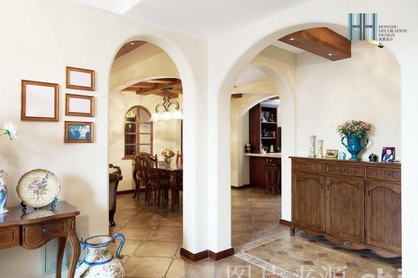 巴布里诺斯-孟令凯的设计师家园-原生态,田园风格,欧式,复式