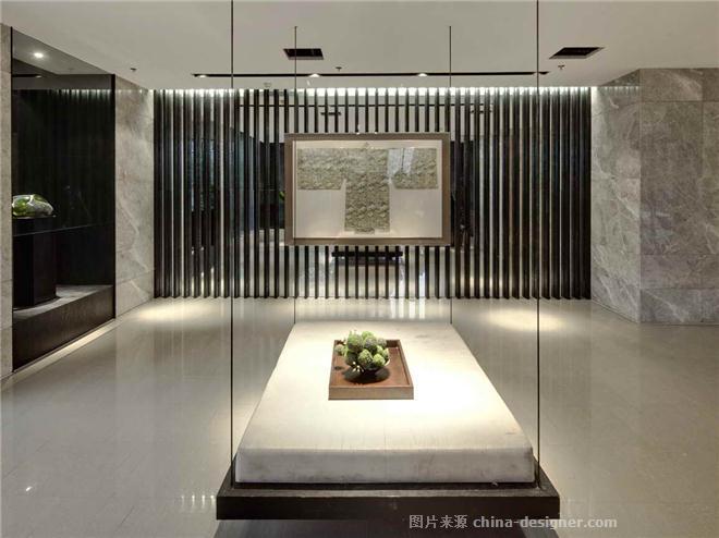 宁波万科金色城市楼盘   售楼处设计-周欣宇的设计师家园-现代,住宅公寓售楼处