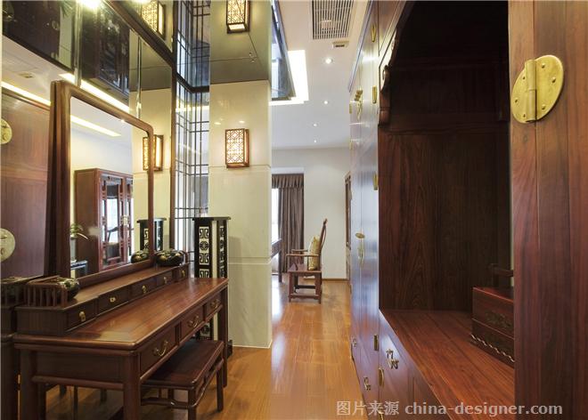 珠海香山人家明清中式-珠海可道整体软装设计机构的