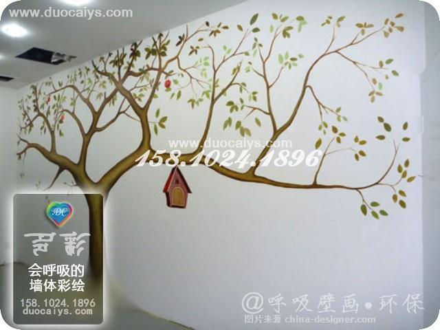 隐形门花卉 隐形门风景 隐形门抽象 隐形门墙体彩绘 隐形门墙体手绘