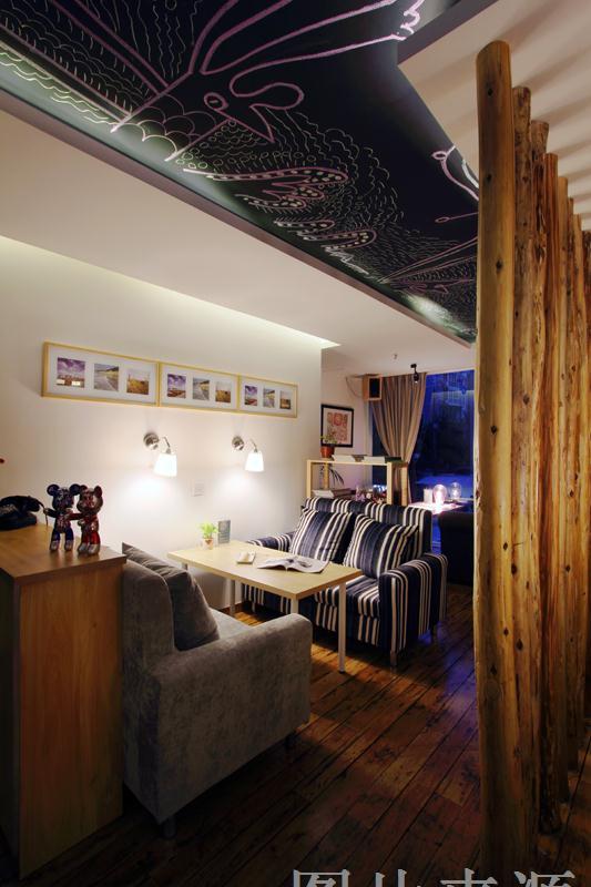 """成都""""青蜜""""咖啡馆-孙亮的设计师家园-田园风格,咖啡厅/咖啡吧,30-50元"""